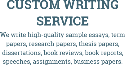online custom term paper writing service write my term paper please